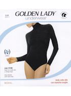 Golden Lady Body polo-neck